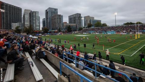 Toronto Wolfpack stadium