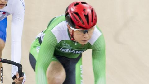 Lydia Boylan picked up a silver medal in Berlin