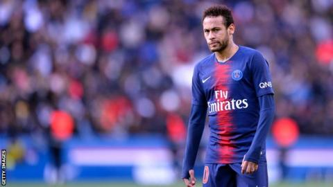 Neymar accepts pay-cut in 'verbal agreement' with Barca