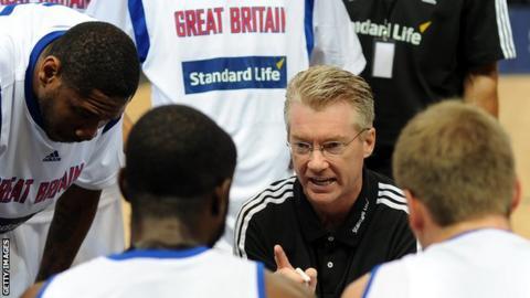 Joe Prunty, GB Basketball