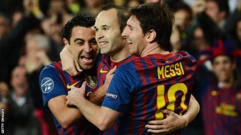 Barca heroes Messi, Iniesta and Xavi all have a grounding in futsal