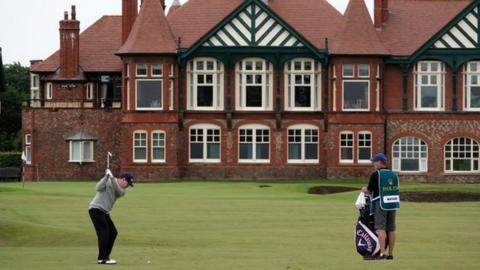 Tom Watson to play final British Senior Open round on Sunday at Royal Lytham & St Annes