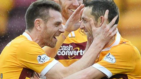 Stephen McManus and Scott McDonald