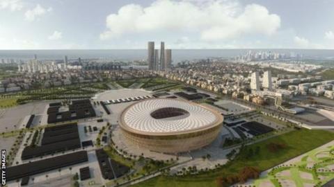 The Qatar World Cup