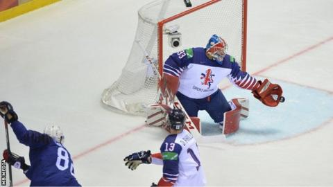 Ice Hockey World Championship 2019 When Two Big Bens Struck For Gb
