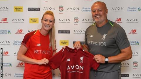 Rhiannon Roberts and Neil Redfearn