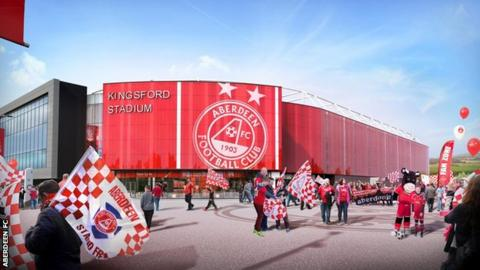 Aberdeen fans vote on names of pitches at new training ground