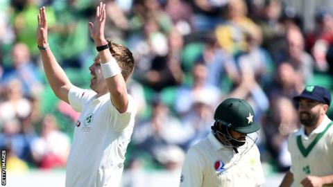 Ireland impress in maiden Test before Pakistan pair launch a counter-attack