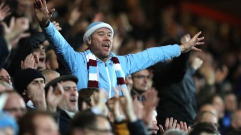 Man City fan