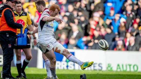 Peter Nelson: Former Ulster utility back handed call-up by Canada