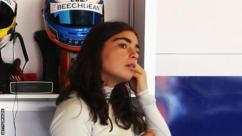 New all-female series aims to get women to F1