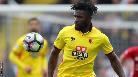 Nigeria and Watford's Isaac Success