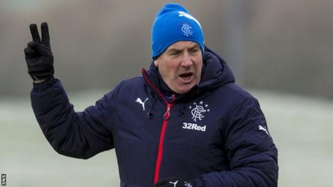 Rangers manager Mark Warburton has been busy in the January transfer window