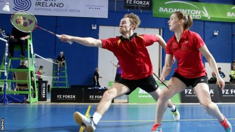 Sam Magee and Chloe Magee hail from Raphoe in county Donegal