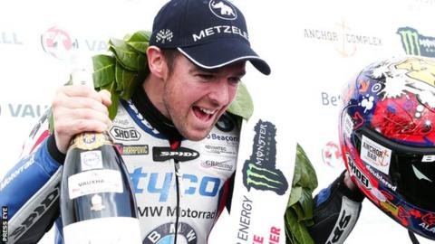 Alastair Seeley has been a regular winner at the North West 200 in recent years
