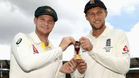 Steve Smith and Joe Root