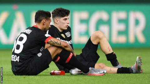 Havertz would consider move to non-Champions League club