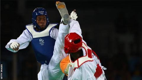 Lutalo Muhammad: Taekwondo Rio 2016 silver medallist calls for more Olympic weight divisions
