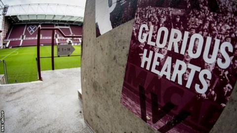 Budge says the current proposal would cost Hearts up to £3m