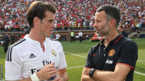 Bale and Giggs