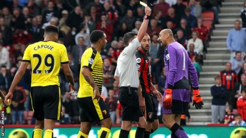 Watford's Odion Ighalo cancelled out Glenn Murray's opener in Saturday's draw