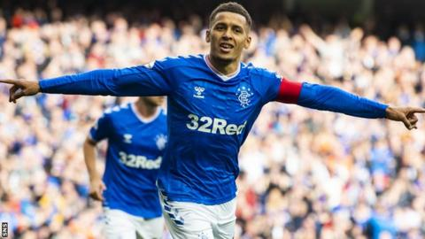 Tavernier netted twice as Rangers thrashed Aberdeen 5-0 at Ibrox in September