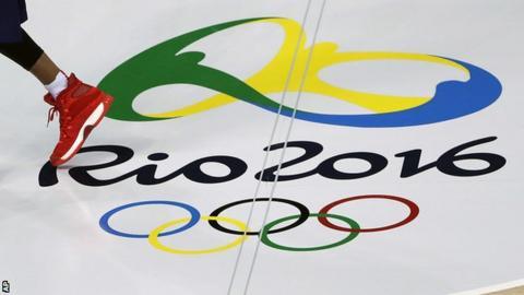 Rio 2016 logo