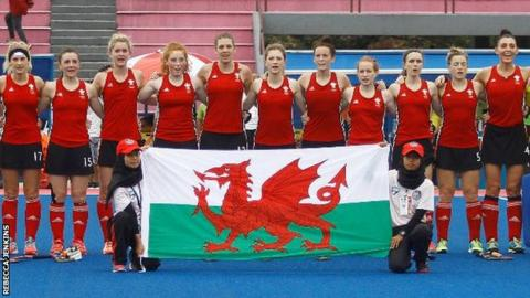 Wales women's hockey team