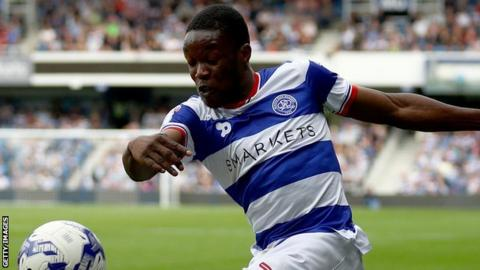 Olamide Shodipo playing for QPR