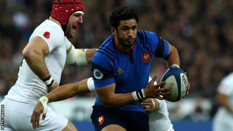Maxime Mermoz (right)