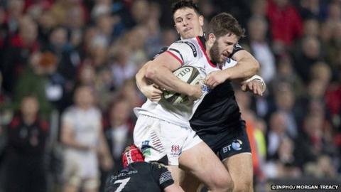 Ulster vs Ospreys