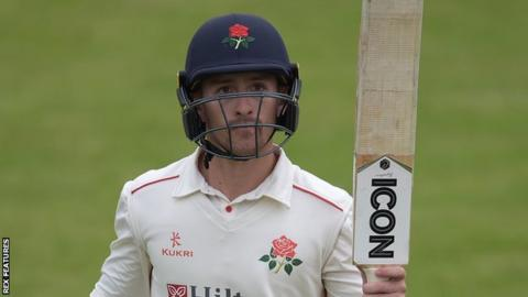 Josh Bohannon's previous career-best score was his unbeaten 98 against Leicestershire at Aigburth in June