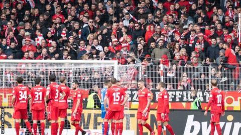 Union Berlin Fans Join Bundesliga Protests Against Hoffenheim S