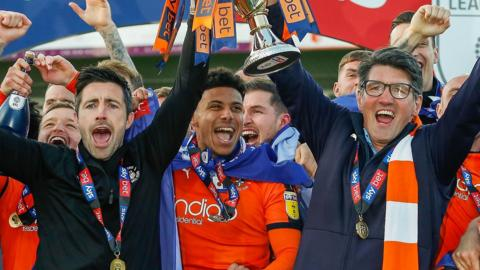 League One champions