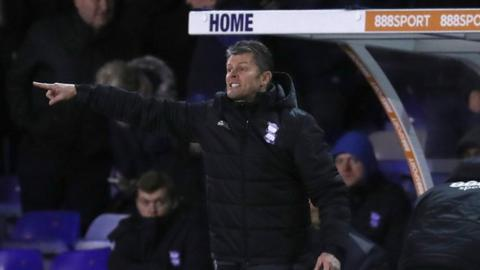 Steve Cotterill's Blues have scored just four goals in 12 games since he took charge in October