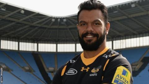 Wasps' new signing Kurtley Beale