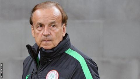 Rohr confirms Nigeria-Poland friendly match