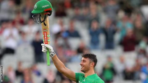 Marcus Stoinis slams highest-ever individual score in BBL