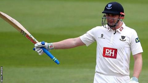 New Sussex captain Luke Wright