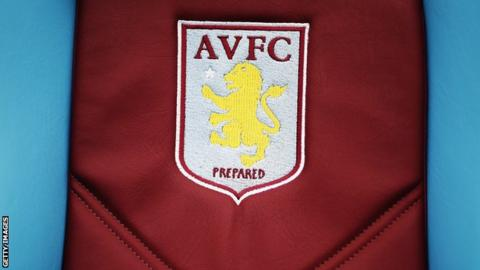 Aston Villa club crest