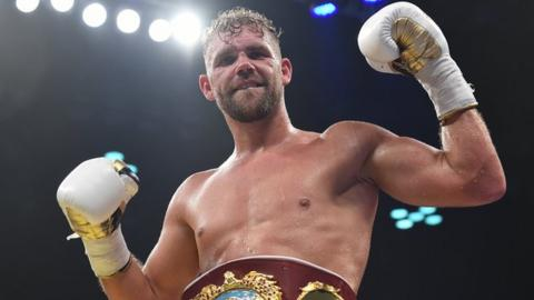 Billy Joe Saunders retains WBO belt after beating David Lemieux in Canada