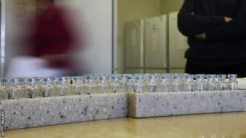 South Africa's Doping Control Laboratory