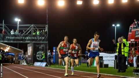 The 2018 edition of the Night of the 10,000m PB's saw three British men, led by Alex Yee, run under 28 minutes for the first time in 35 years