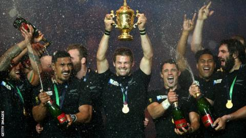 All Blacks and Harlequins announce innovative tie-up