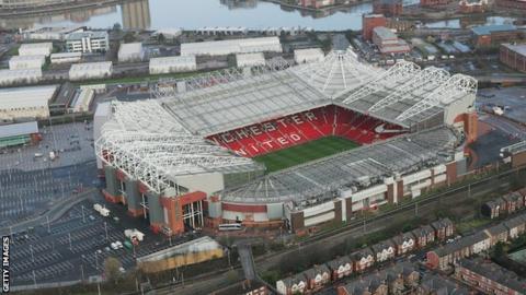 Man United exploring Old Trafford expansion