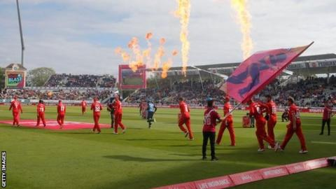 Beaten semi-finalists Lancashire sold out their 530 allocation quickly for Finals Day in 2018