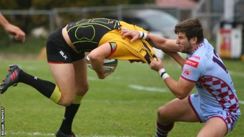 Rotherham v Cornish Pirates