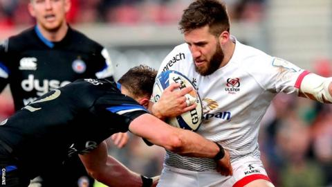 Larmour sustains foot injury as Six Nations loom
