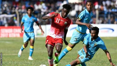 Zanzibar's duo to miss Cecafa semi final clash againts Uganda