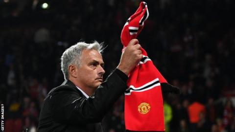 José Mourinho Accuses Manchester United of Using 'Defensive Approach' to Beat Tottenham